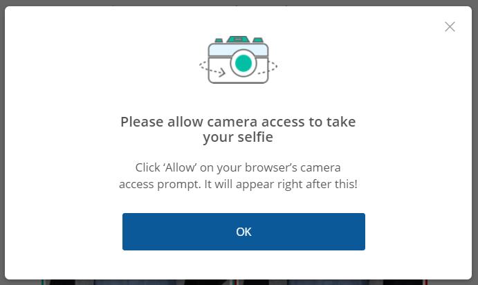 Coins.ph level 2 verification selfie process, final requirement